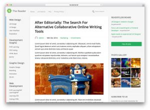 12-the-reader-minimal-wordpress-blog-theme