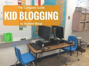 Kid Blogging