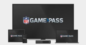 NFL Game Pass devices