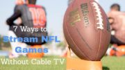 Stream NFL Games