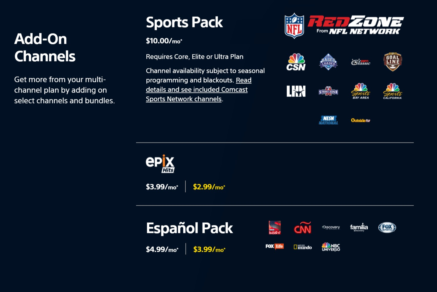 PS Vue Add-Ons