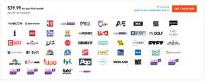 fubo tv channel list