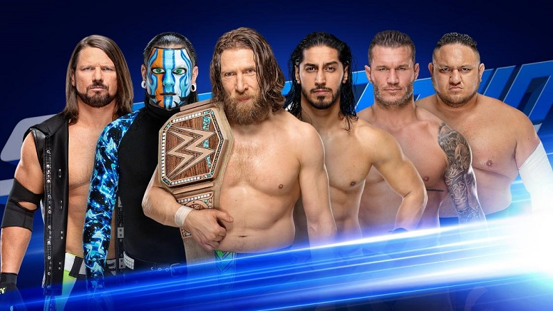 Watch Wwe Smackdown Online February 12 2019 Live Stream